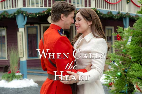 When Calls the Heart The Christmas Wishing Tree on Hallmark