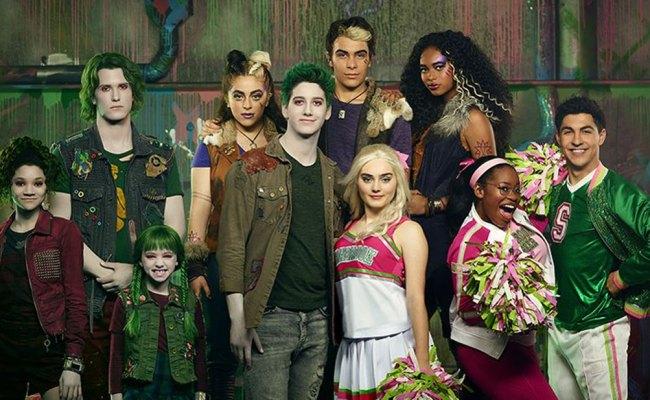 Zombies 2 Movie On Disney Cast Plot Trailer 2020 Tv