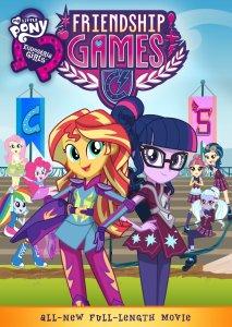 My Little Pony Equestrian Girls Friendship Games