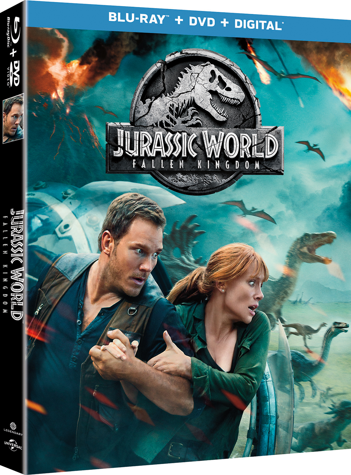 Jurassic World: Fallen Kingdom Streaming : jurassic, world:, fallen, kingdom, streaming, Jones, Movie