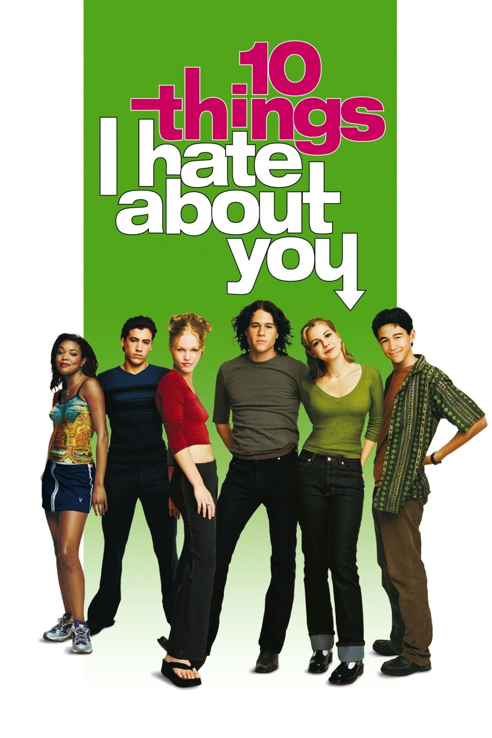 Genre Grandeur  10 Things I Hate About You (1999
