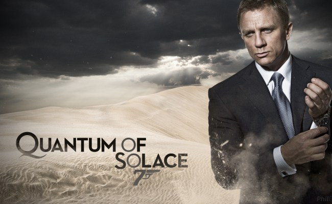 007 December Quantum Of Solace 2008 What About The