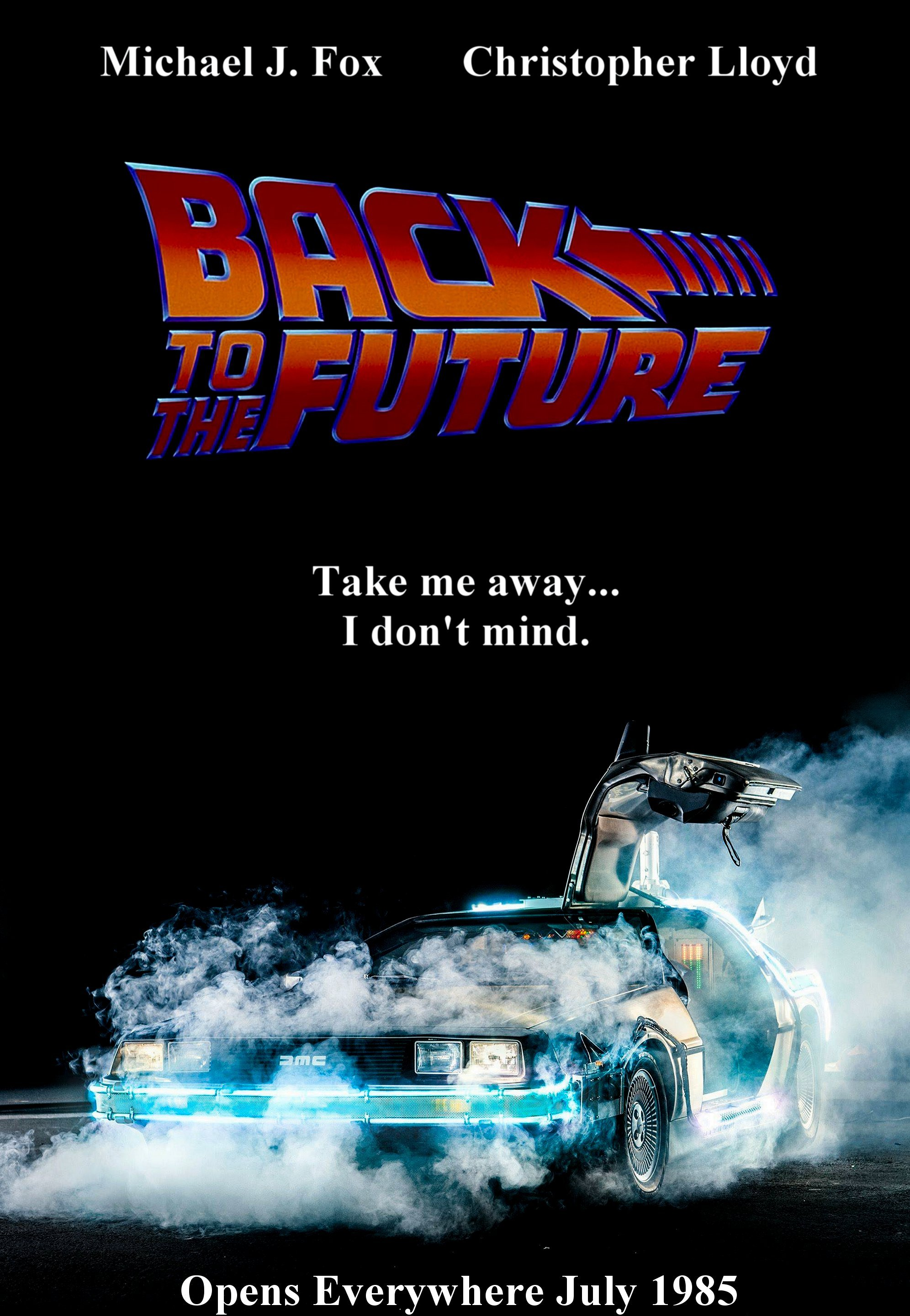 Birthday Fave 3 Back To The Future Encore