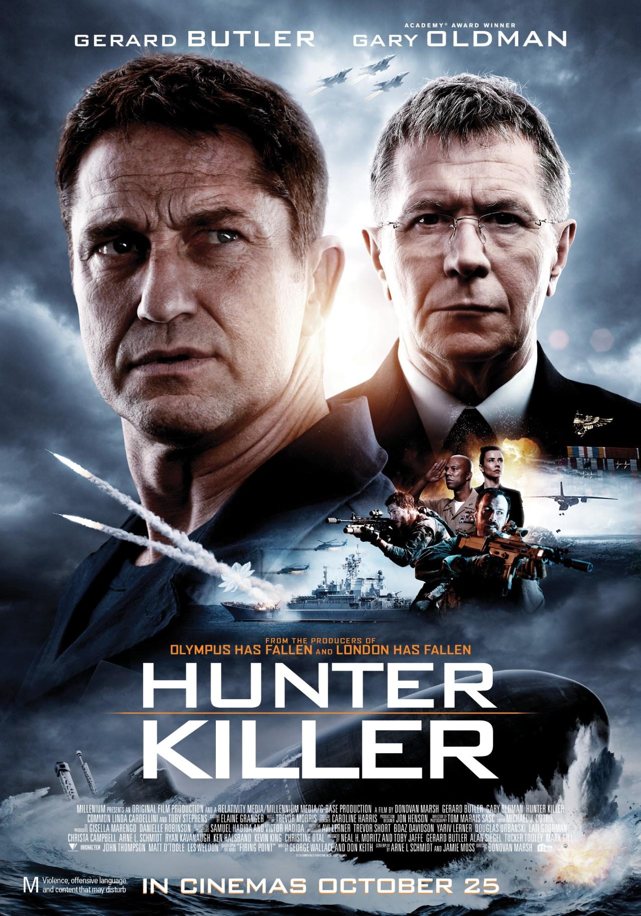 Hunter Killer 2018 Movierob