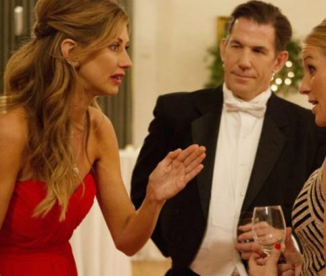 What Is Thomas Ravenel Trying To Pull Off Now