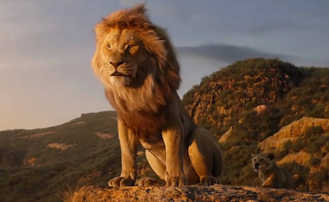 Movie Review The Lion King Mxdwn Movies