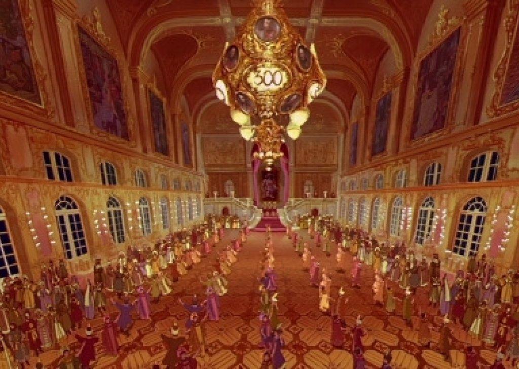 Russian Ballroom Audio Atmosphere