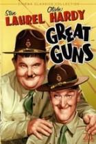 Dick und Doof - Schrecken der Kompanie (1941)