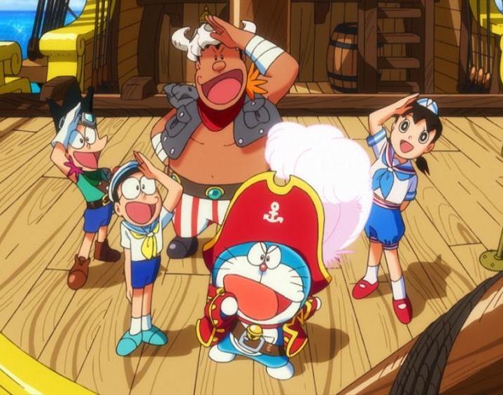 電影哆啦A夢:大雄的金銀島 中文預告 線上看 - Yahoo奇摩電影