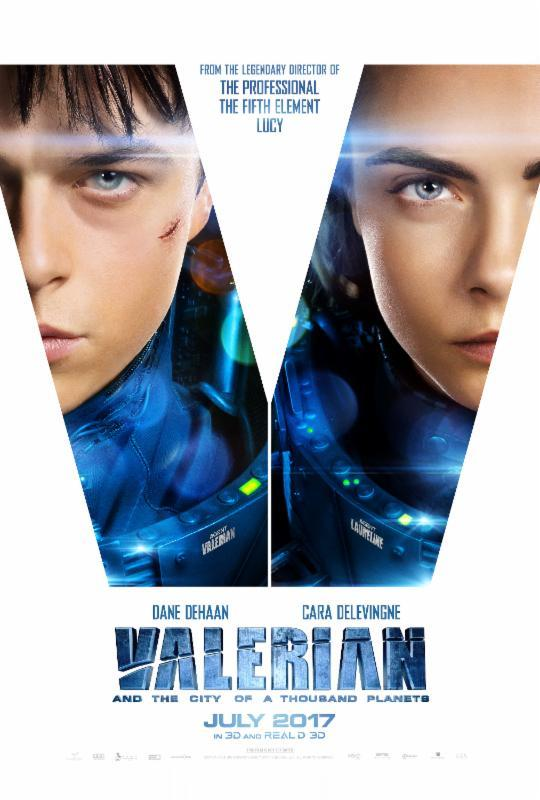 Valerian and the City of a Thousand Planets 2017 Full Movie Download For Free