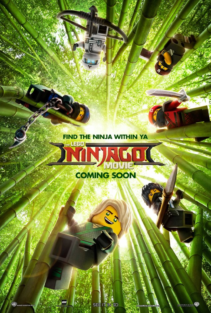 The LEGO Ninjago Movie 2017 Full Movie Download For Free