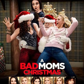 A Bad Moms Christmas 2017 Full Movie Download For Free