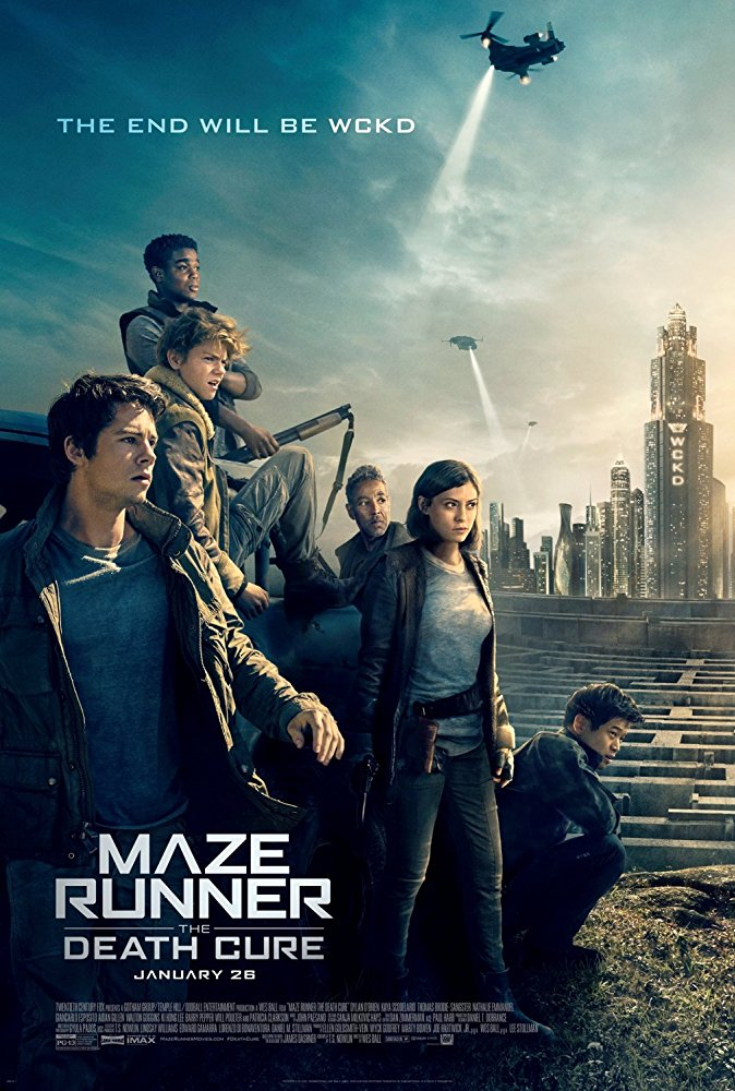 Maze Runner: The Death Cure 2018 Full Movie Download For Free