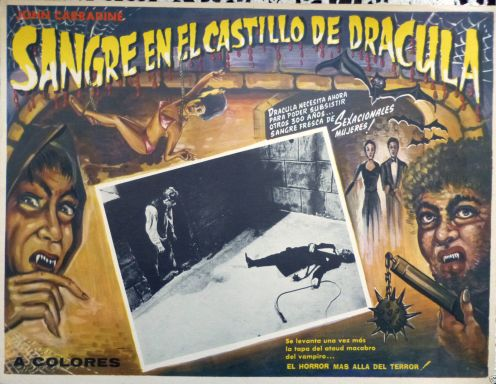 blood of draculas castle sangre en el castillo de dracula