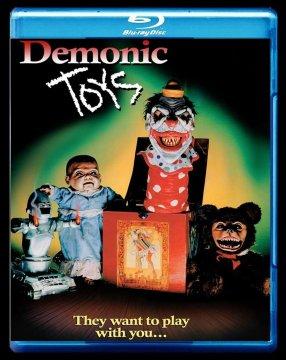 demonic toys blu-ray