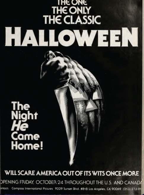 halloween 1979 reissue