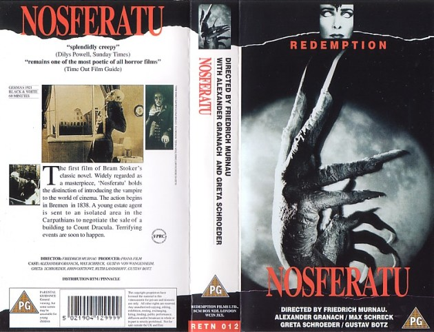 nosferatu-1921-redemption-UK-VHS-sleeve