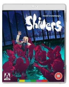 Shivers David Cronenberg Arrow Video Blu-ray