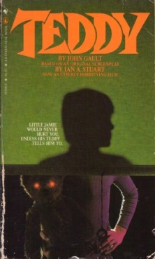 Teddy-novel-John-Gault