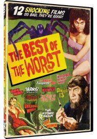 The Best of the Worst DVD Collection