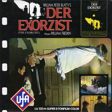 the exorcist super8