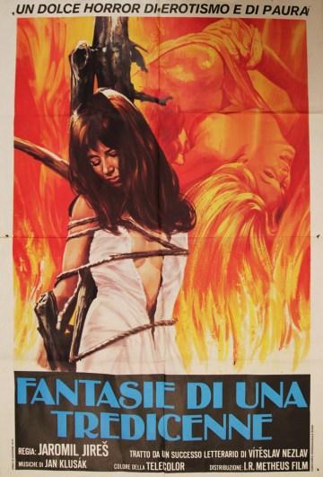 Valerie Italian poster