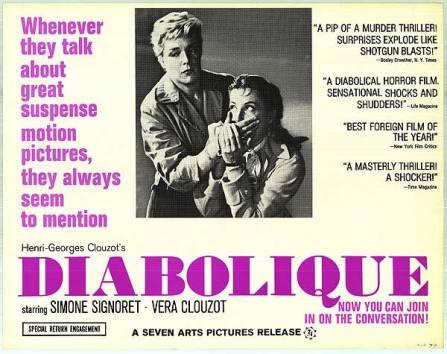 Diabolique poster