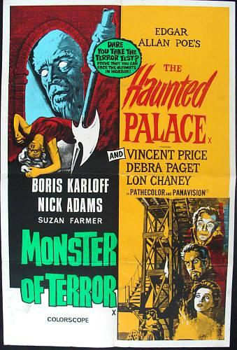 Monster-of-Terror-Haunted-Palace-British-poster