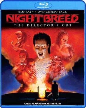 Nightbreed Director's Cut Blu-ray