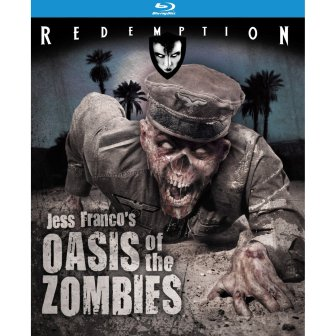 oasis of the zombies redemption blu-ray