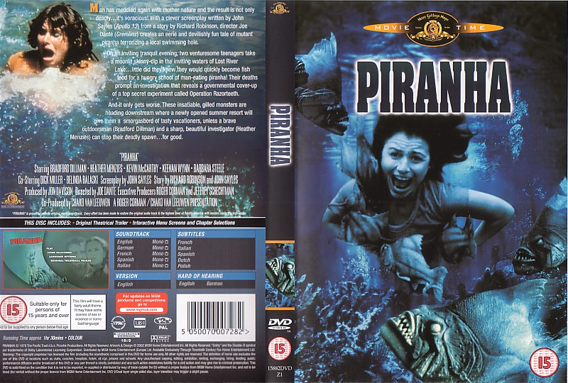 MOVIES & MANIA | Piranha – USA, 1978