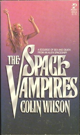 space vampires novel colin wilson