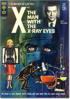 X The Man with the X-ray Eyes