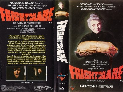 frightmare20uk20vhs20pr