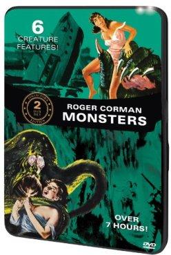roger corman monsters dvd