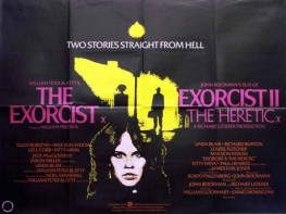 Exorcist 1 and 2