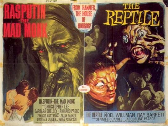 rasputin the mad monk reptile