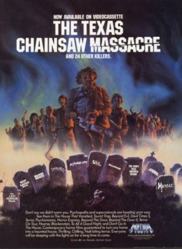 Texas-Chainsaw-Massacre-Media-videocassette-advert