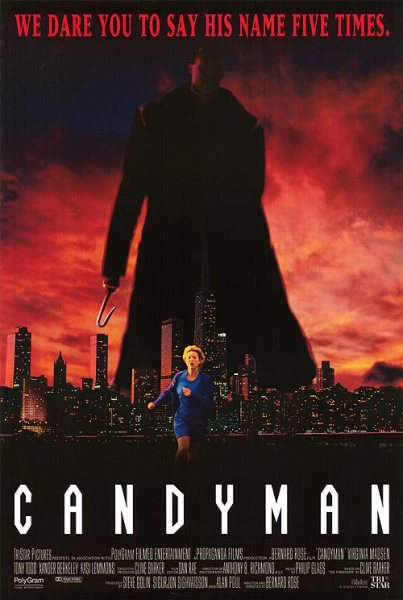 candyman hook poster