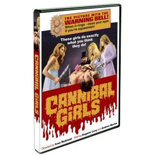 cannibal girls dvd shout factory