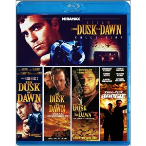 from dusk till dawn blu-ray collection
