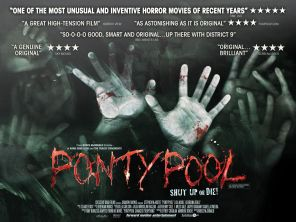pontypool british quad poster