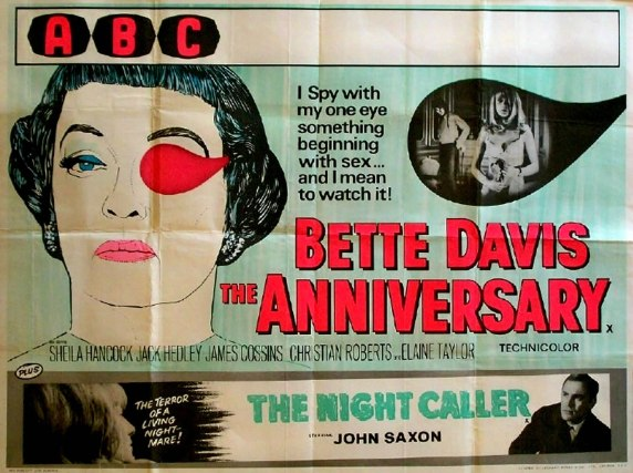 The-Anniversary-The-Night-Caller-British-quad-poster
