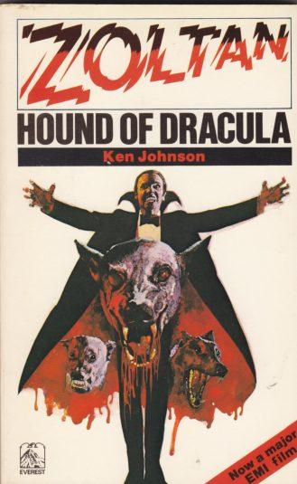 zoltan hound of dracula ken johnson everest novelization