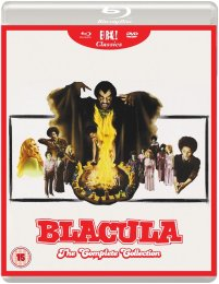 Blacula Complete Collection Blu-ray Eureka