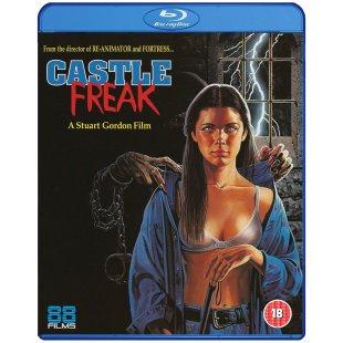 castle freak blu-ray uk