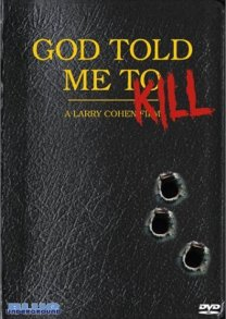 God told Me To DVD
