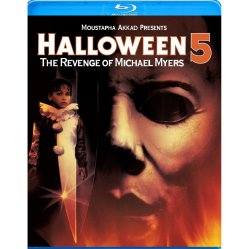 halloween 5 blu-ray USA