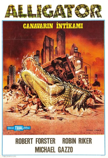Alligator-1980-Turkish-poster
