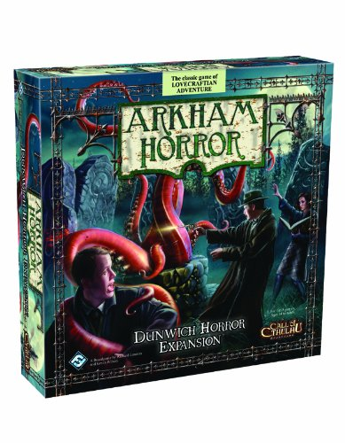 arkham horror dunwich horror expansion game